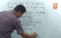 Cours de Tamazight, niveau débutant : leçon 11 - Tamsirt tis 11