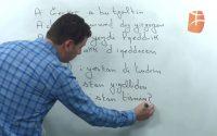 Cours de Tamazight, niveau débutant : leçon 13 - Tamsirt tis 13