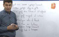 Cours de Tamazight, niveau débutant : leçon 25 - Tamsirt tis 25