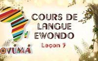 Cours de langue ewondo leçon 5:  la lettre b
