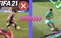 FIFA 21 - LE SEUL GESTE TECHNIQUE À CONNAÎTRE ABSOLUMENT (TUTORIEL)