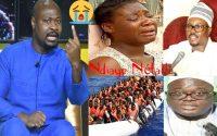 Guy Marius Sagna Donne Une Leçon à Serigne Bass Abdou Khadre Mbacké