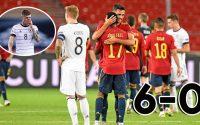 « Ils nous ont donné une leçon», la triste réaction de Kroos après Espagne 6-0 Allemagne