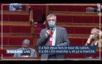 Jean Lassalle donne une leçon de vie à un député LREM à l'Assemblée Nationale