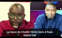La leçon de Cheikh Yérim Seck à Pape Djibril Fall