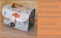 Le tutoriel du Mug Bag