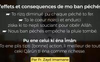 [Leçon #50] To pli tipti action, li meilleur de tout ceki Qârûn ti éna | par Fr. Zayd Imamane