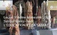 Leçon 9 : Questionnaire JA, Sabbat après-midi 21 Novembre 2020