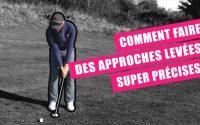 Leçon de golf : Comment faire une approche précise golf