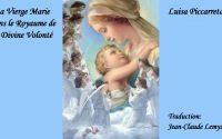 Mois de mai avec Marie Leçon additionnelle N°3 selon Luisa Piccarreta