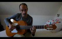 NASDAQ - Thomas Dutronc (tutoriel guitare - guitar cover)