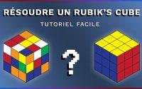 Résoudre un Rubik's Cube ?! - Tutoriel [FACILE]