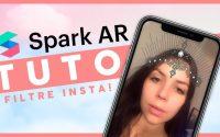 SPARK AR TUTORIEL - Crée ton premier filtre Instagram!