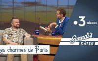 Sùnndi's Kàter ép. 05 : A Paris, on prend des cours pour apprendre à faire la gueule
