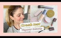 TUTORIEL MAQUILLAGE | Crash test : la marque Vapour Beauty