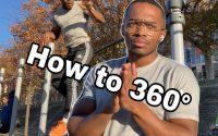 Tutoriel 3.6 Swing   360 Balancé