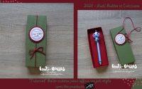 *Tutoriel* Boîte cadeau pour offrir un joli stylo avec les produits Stampin' Up!