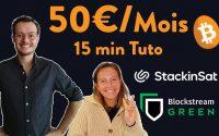 Tutoriel : Création plan d'épargne Bitcoin - 50€/mois, Tuto 15 Minutes avec une débutante.