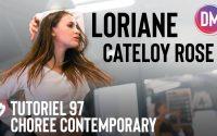 Tutoriel Danse 97   Chorégraphie « Mais je t'aime » par Loriane Cateloy-Rose