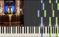 (Tutoriel) La roue tourne (Dadju) - Sam Cruz Drew (Piano)