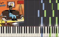 (Tutoriel) My Salsa (Franglish & Tory Lanez) - Sam Cruz Drew (Piano)