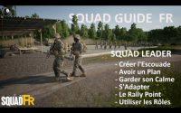 Tutoriel Squad Leader - Squad Guide FR