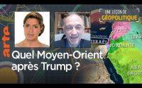 Une Leçon de géopolitique #14 - Quel Moyen-Orient après Trump ? - Le Dessous des cartes | ARTE