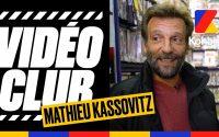 Vidéo Club : Mathieu Kassovitz nous donne une leçon de cinéma l Konbini