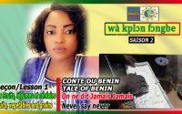 Wa kplon Fongbe saison 2 Leçon/ Lesson 1: Fruits, légumes et céréales/Fruits, vegetables &grains (1)