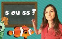 leçon orthographe: s/ ss : Classe de CE1 à la maison