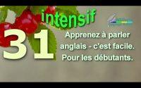 Сonversation anglaise pour débutants - English conversation for beginners. Intensif YouTube Leçon 31
