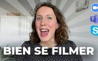 BIEN SE FILMER : Comment réussir une vidéoconférence ? - Tutoriel