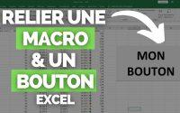Comment Créer / Relier un Bouton avec Macro dans Excel  [TUTORIEL]