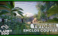 Comment faire un Enclos Terrarium / Vivarium ? | TUTORIEL | PLANET ZOO
