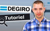 DEGIRO tutoriel - Tout savoir sur ce courtier en ligne ! (+ achat d'actions en direct)