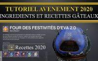 [Destiny 2] [Fr] Tutoriel complet étape par étape Four avènement noël 2020