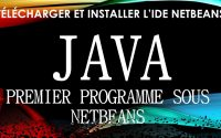 Installer Apache NetBeans 12 avec Java JDK 14 sous Windows #Leçon 1