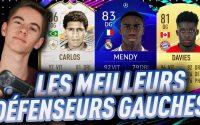 LES MEILLEURS DÉFENSEURS GAUCHES (DG) SUR FUT 21 ! - Tutoriel Fifa 21