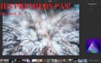 LUMINAR AI - mes PREMIERS PAS! | Tutoriel français