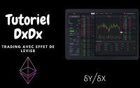 Le Trading Avec Effet De Levier sur Ethereum avec DyDx [Tutoriel]