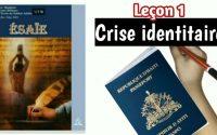 "Leçon 1 ""Crise indentitaire"""