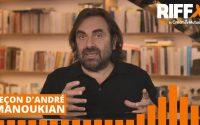 Leçon d'André Manoukian Ep. 32 - La mémoire chantée