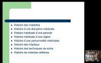 Leçon n°1 : Introduction à l'histoire de la médecine : Prof. Jamal MEHSSANI (Psychiatre à Rabat)