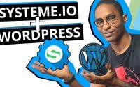 Systeme.io Tutoriel Formulaire Tunnel de Vente dans WordPress + Résultat Concours 1000 abonnés