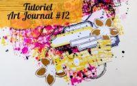 Tutoriel Art Journal #12