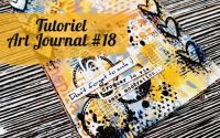 Tutoriel Art Journal #18