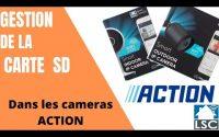 [Tutoriel] Comment gérer l'enregistrement sur carte SD dans les caméra LSC smart connect ACTION
