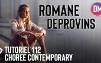 Tutoriel Danse 112 | Chorégraphie « Say you won't let go » par Romane Deprovins