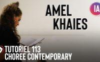 Tutoriel Danse 113 | Chorégraphie « 5 Minutes » par Amel Khaies