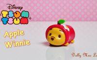 Tutoriel Fimo Tsum Tsum Apple Winnie